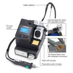 JBC Tools CV-1E Series Micro Desoldering Station with Pneumatic Pump