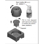 JBC 0006780 Cleaning Sand Set