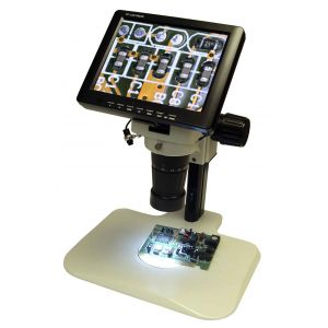 HEIScope HEI-VM-TS-10 LCD Zoom Inspection Microscope