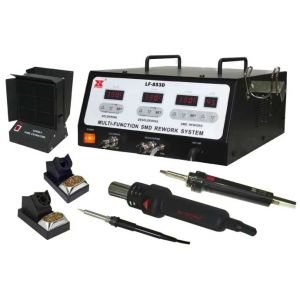 Xytronic LF-853D Multi-Function SMD Rework Station