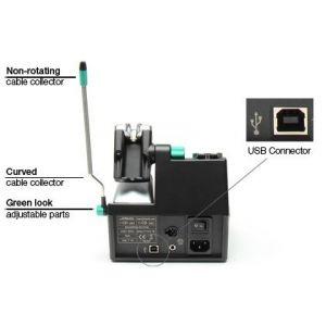 JBC Tools CD-1SE soldering station back view